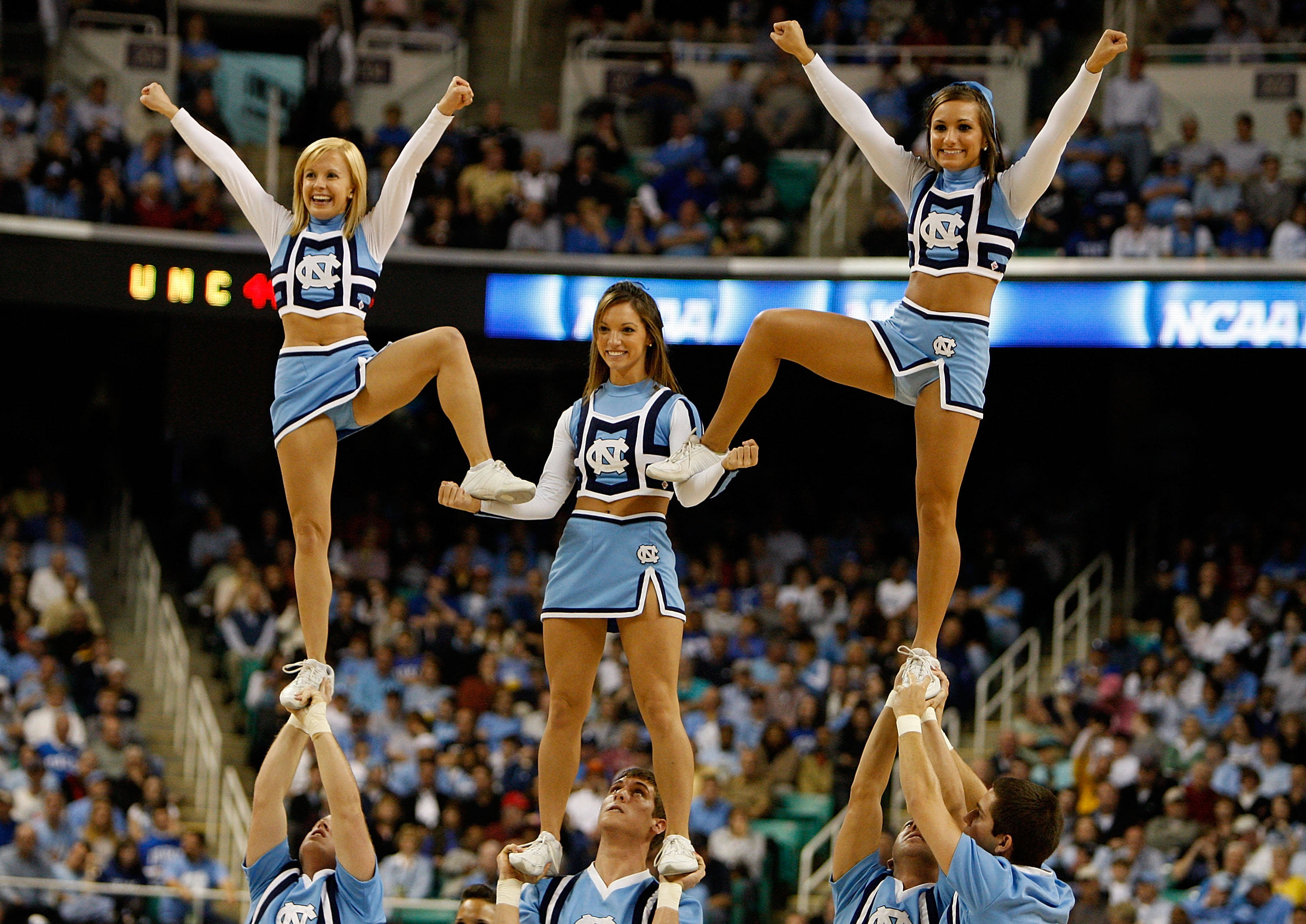 Image result for Is Cheerleading a Sport?